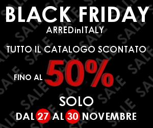 Black Friday 2015 Arredinitaly